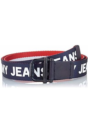 Tommy Hilfiger Men's TJM Roller Webbing Belt 3.5 Rev