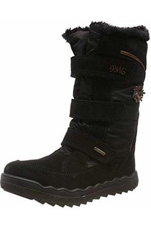 Primigi Girls' Pfz Gore-tex 43824 Snow Boots, Nero 4382400