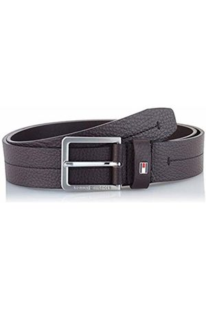 Tommy Hilfiger Men's Modern Pebble Leather Belt 3.5