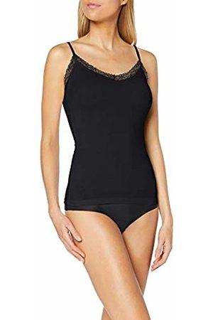 HUBER Women's Soft Comfort Damen Spaghettishirt Vest
