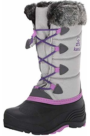 Kamik Girls' Snowgypsy3 Snow Boots, ( Gry)