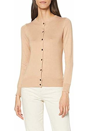Dorothy Perkins Women's Gold Button Core Cardi Cardigan