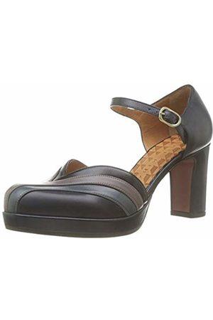 3a60d0279a777 Women's Joyita Ankle Strap Heels, Storm Humo Anis Negro Nuit
