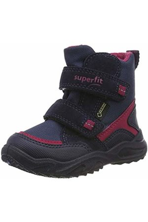 Superfit Girls' Glacier Snow Boots, (( /Rot 82)