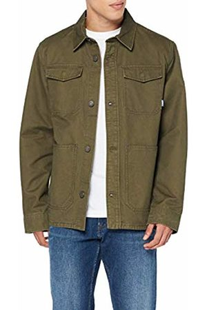 Tommy Hilfiger Men's TJM Cargo Jacket Denim