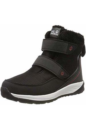 Jack Wolfskin Unisex Kids' Polar Wolf Texapore Mid Vc K Wasserdicht Snow Boots, (( / 6073)