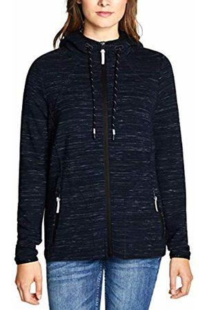 Cecil Women's 252879 Sweat Jacket, (deep 10128)