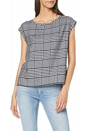Opus Women's Faune Check Blouse, (Simply 6058)