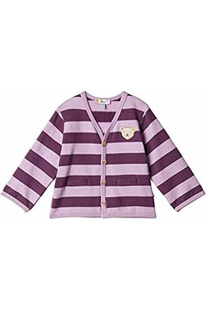 Steiff Baby Girls' Sweatshirt Cardigan Sweat Jacket
