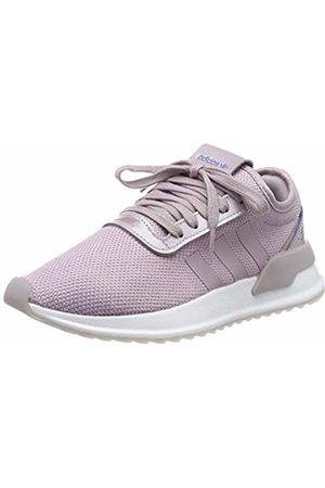 adidas Women's U_Path X W Gymnastics Shoes, Soft Vision/Chalk S18/Ftwr
