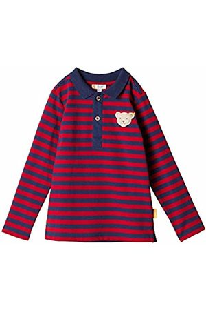 Steiff Boys Polo Shirts - Boy's Poloshirt Langarm Long Sleeve Top