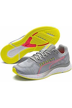 Puma Women's Speed SUTAMINA WNS Running Shoes, (Quarry- Alert 05)