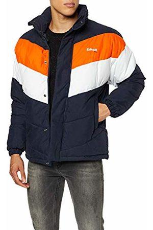 Schott NYC Schott Men's Nebraska2 Jacket, Navy/ /