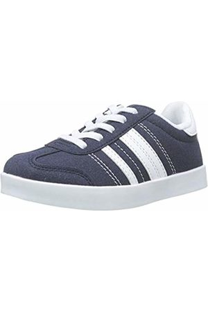 ZIPPY Boys Trainers - Boys' Zbs04_456_9 Low-Top Sneakers, (Dress 2339|