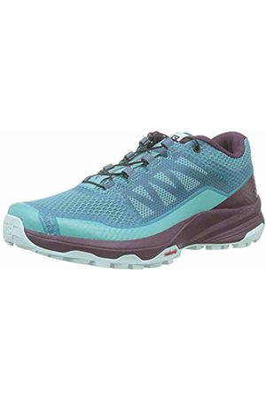 Salomon Women Shoes - Women's Trail Running Shoes, XA Discovery W, Meadowbrook/Potent /Icy Morn