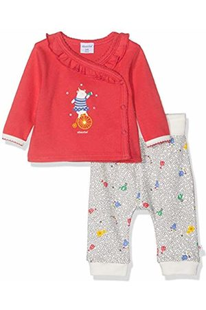ABSORBA Baby Outfit Sets - Baby Girls' 7p36041-ra Ens Cache Coeur Clothing Set