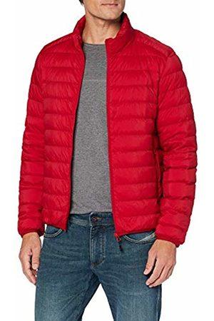 s.Oliver Men Bodywarmers & Gilets - Men's 28.908.51.9008 Jacket, (Uniform 3660)