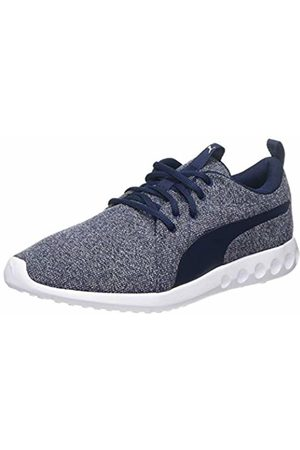 Puma Men's Carson 2 Knit NM Running Shoes, (Peacoat 05)