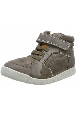 Clarks Girls Trainers - Girls' Emery Beat T Hi-Top Trainers