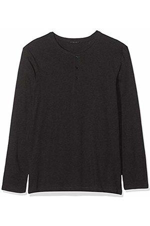 Sisley Men's Round Neck Sweatl/s Sweatshirt