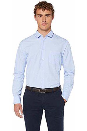 HUGO BOSS Men T-shirts - Men's Magneton_1 Casual Shirt, (Open 460)