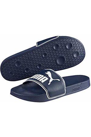 Puma Unisex Adult Leadcat Beach and Pool Shoes, (Peacoat- 02)