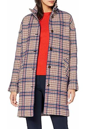 newest 98227 b0382 Women's D1. Checked Cocoon Coat
