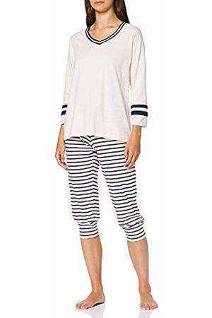 Schiesser Women's Anzug 3/4 Lang Pyjama Sets
