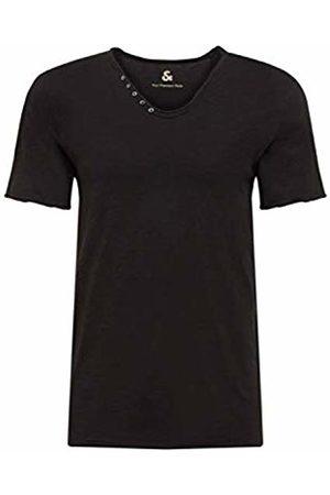 Jack & Jones Premium Men's Jprjean Bla. Tee Ss U-Neck T-Shirt
