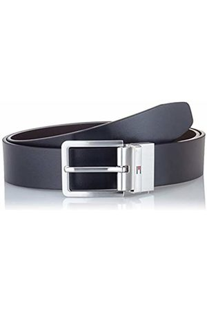 Tommy Hilfiger Men's Modern Rev Leather Belt 3.5