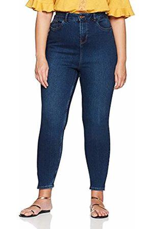 New Look Women's 5525749 Skinny Jeans, (Indigo)