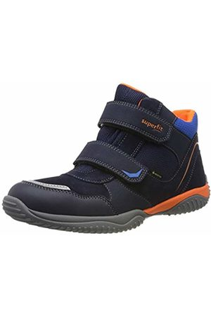 Superfit Boys' Storm Hi-Top Trainers