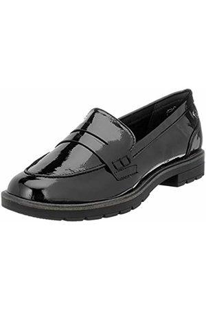Tamaris Women's 1-1-24600-23 Loafers, ( Patent 18)