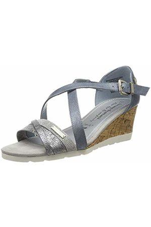 Bruno Banani Women's 283 836 Ankle Strap Sandals