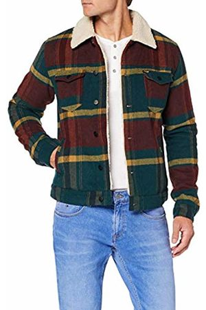 Wrangler Men's Trucker Jacket (Pine G01)