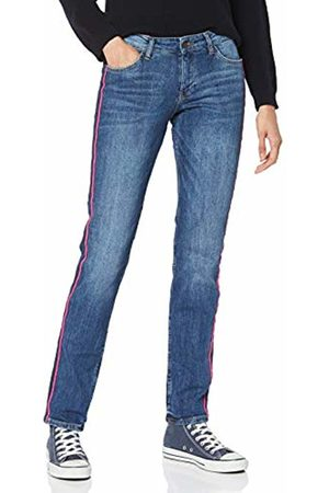 s.Oliver Women's 14.908.71.5550 Slim Jeans, Dark Denim Stretch 58z4
