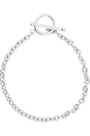 The Love Silver Collection Sterling Silver Classic T-Bar Bracelet