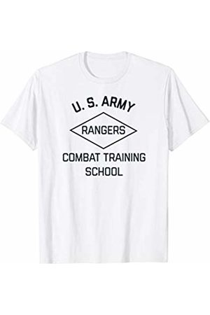 Vintage Apparel US Army Vintage Ranger Training WW2 PT T-Shirt