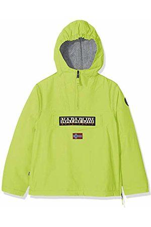 Napapijri Boys' K Rainforest 1 Jacket, ( Lime YA2)