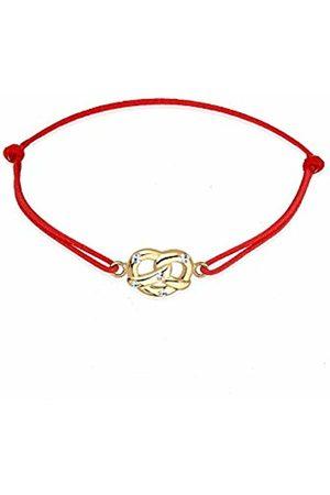 Elli Women's Gold Plated Xilion Cut Crystal Bracelet - 17cm length