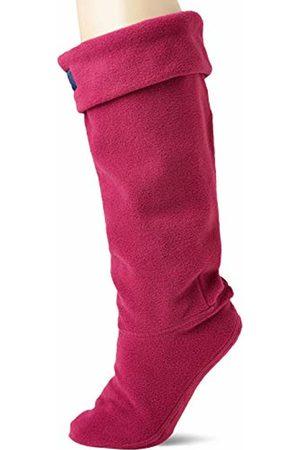 Joules Women's Welton Socks, 100 DEN, Berry