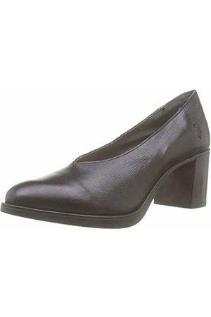 Fly London Women's SACO371FLY Closed Toe Heels, ( 006)