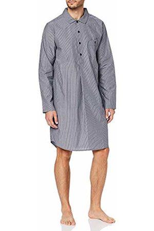Seidensticker Men's Chambray Nachthemd 1/1 Onesie