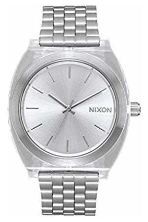 NIXON A 199000-00 Unisex Watch-Automatic Analogue Leather Strap