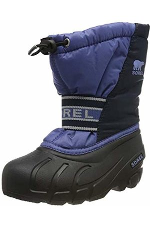 sorel Unisex Kid's Childrens CUB Snow Boots, (Blues 498)