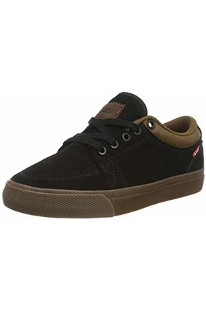 Globe Boys' Gs-Kids Skateboarding Shoes, Suede/Gum 20445