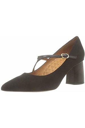 Chie Mihara Women's Lunia Closed Toe Heels, (Ante Anis Negro)