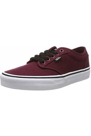 Vans Men's Atwood Canvas Low-Top Sneakers, (Oxblood/ )