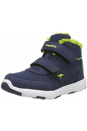 KangaROOS Unisex Babies' Snowdrifter Low-Top Sneakers