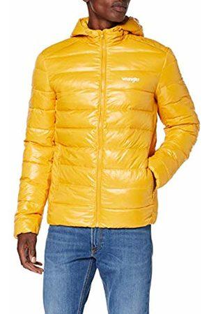Wrangler Men's Puffer Jacket Mineral Y02